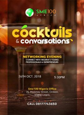 SME100 Cocktails & Conversations
