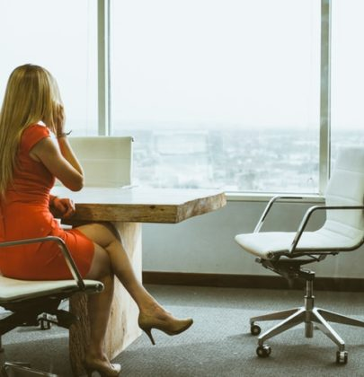 STEPS WOMEN CAN TAKE TOWARDS LEADERSHIP