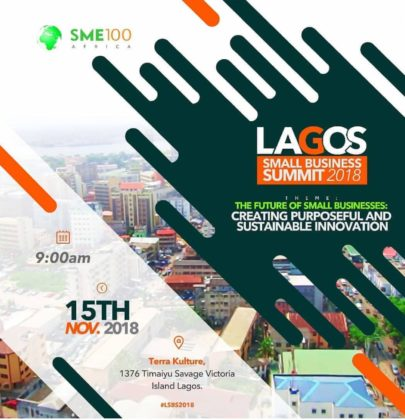 HIGHLIGHTS OF THE LAGOS SMALL BUSINESS SUMMIT 2018