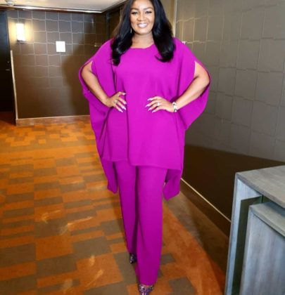 OMOTOLA-JALADE EKEINDE SET TO RECEIVE LIFETIME ACHIEVEMENT AWARD