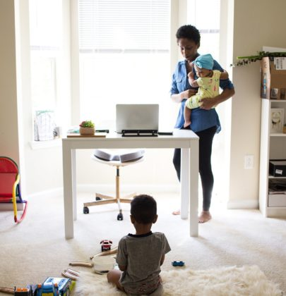 TIPS FOR MOMS WHO WANT TO BE ENTREPRENEURS