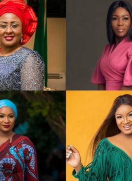 OMOTOLA JALADE EKEINDE, SAMIRA BAWUMIA, TARA FELA DUROTOYE, AISHA BUHARI MAKE LIST OF 100 WOMEN WEST AFRICA LIST