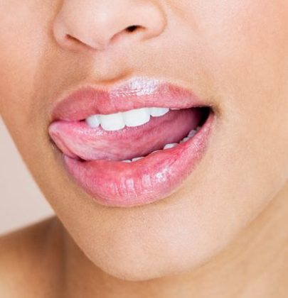 WAYS TO SOOTHE CHAPPED LIPS.