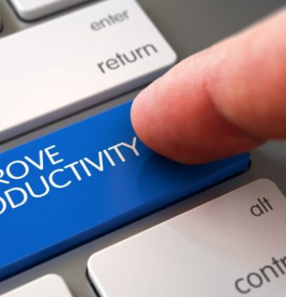 WAYS TO INCREASE YOUR PRODUCTIVITY AT WORK
