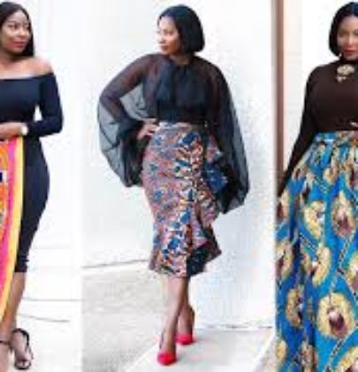 THREE WAYS TO STYLE YOUR ANKARA