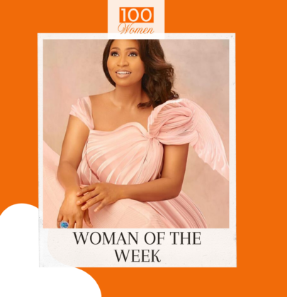 WOMAN OF THE WEEK : MORAYO AFOLABI BROWN