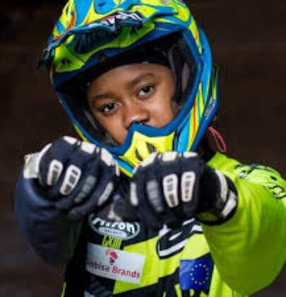 Tanya Muzinda;15-year-old Zimbabwean Racer,  has been shortlisted for Time Magazine's Nickelodeon Kid of the Year 2020 award