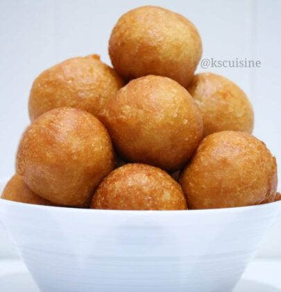 How to make Nigeria puff puff with ease