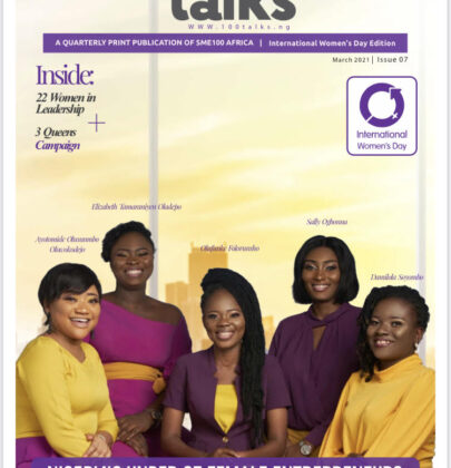 The IWD 2021 Magazine is available for Download NOW!