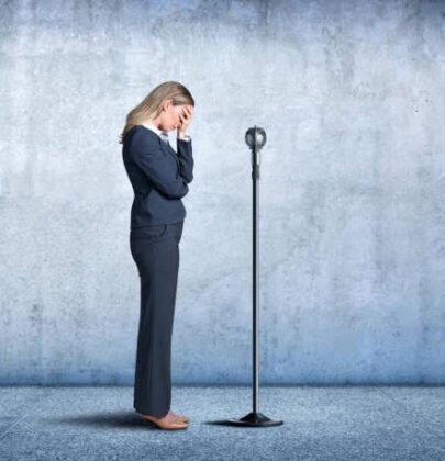 Conquering the Phobia of Public Speaking.